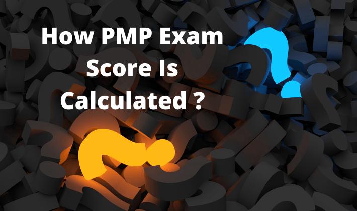 pmp exam passing score
