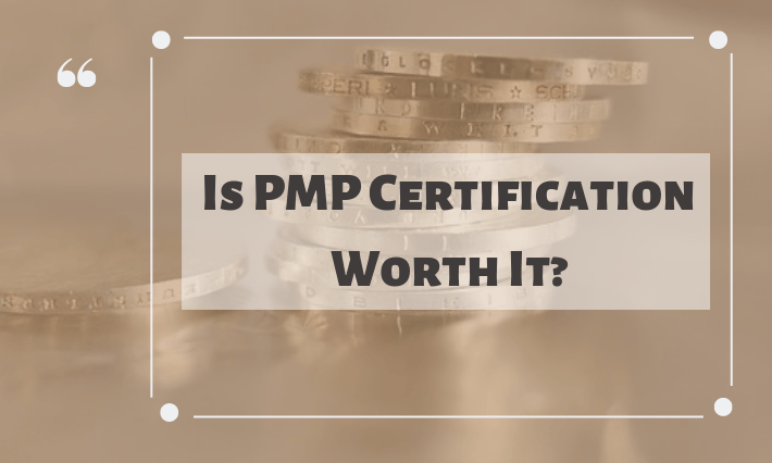 is pmp certificate worth it